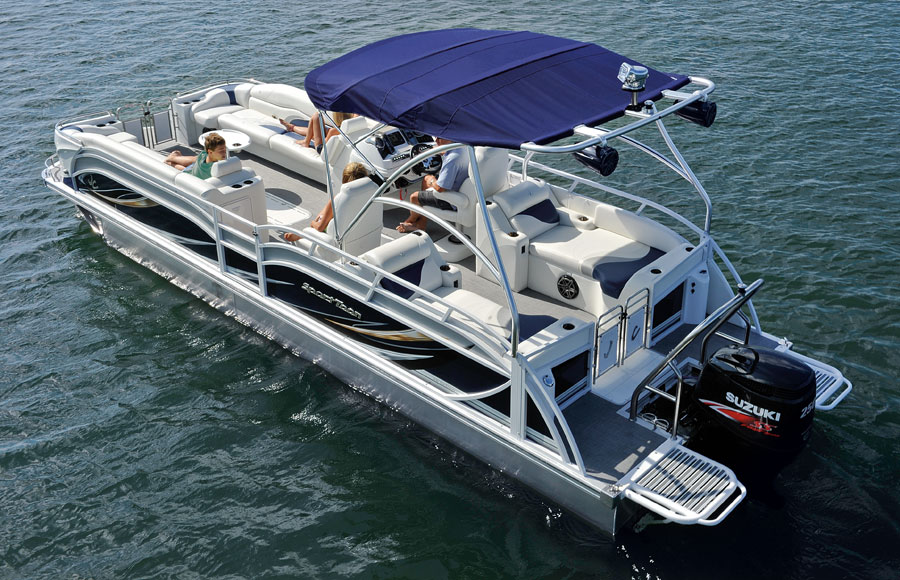 JC-Waketower Pontoon
