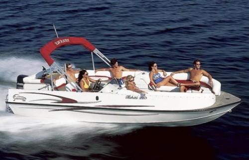 Tahiti Ski Boats