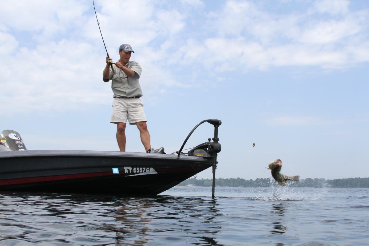 Lake-CDA-Fishing Fishing Boat