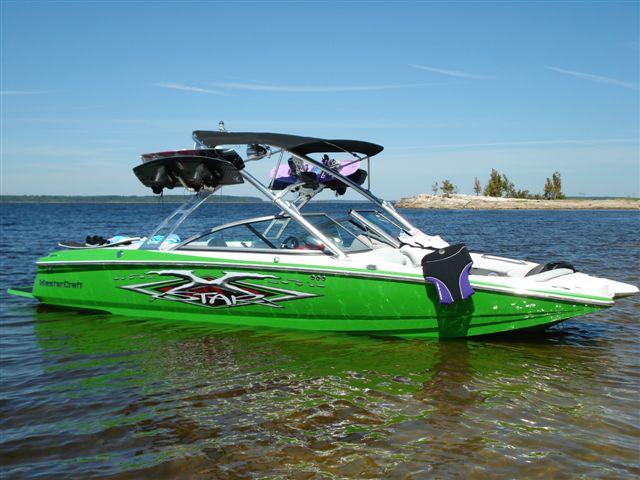 xstar Wake Boat